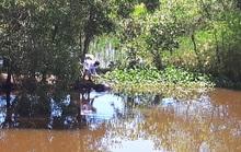 Đi câu cá, phát hiện thi thể phân hủy mạnh