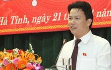 Hà Tĩnh có tân chủ tịch tỉnh trẻ nhất nước