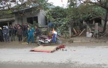 Nghệ An: Cán chết người, tài xế phóng xe bỏ trốn