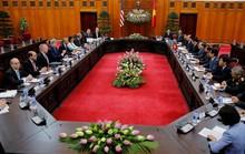 Thủ tướng Nguyễn Xuân Phúc hội kiến với Tổng thống Obama