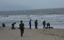 Phát hiện người chết trên bờ biển