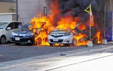 Nhật Bản: 2 vụ nổ liên tiếp, 4 người thương vong