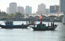 Vụ chìm tàu: Quần thảo sông Hàn tìm 3 người mất tích