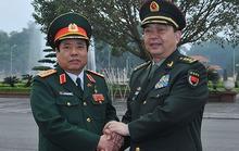 Bộ trưởng Quốc phòng Việt - Trung trao đổi về tranh chấp trên biển