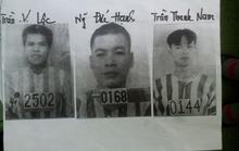 Ba phạm nhân trốn khỏi trại giam như phim hành động
