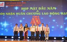 Tập đoàn Sao Mai được tặng Huân chương lao động hạng Ba