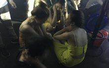 Bộ Công an đột kích quán bar ở Quảng Nam