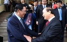 Việt Nam - Campuchia ký 3 văn kiện hợp tác