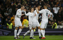 Bale lập hat-trick trong chiến thắng 5 sao của Real