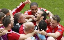 Bale tỏa sáng, Xứ Wales hạ Slovakia