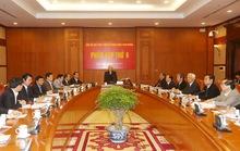 Tổng Bí thư chủ trì cuộc họp về phòng, chống tham nhũng