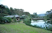 Đình chỉ thi công resort ở Vườn Quốc gia Ba Vì