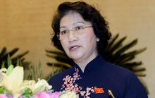 Chủ tịch QH: Tạo chuyển biến rõ nét về phòng, chống tham nhũng