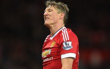 Đoạn kết buồn của người hùng World Cup Schweinsteiger
