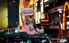 Bầu cử Mỹ: Ông Trump thắng!