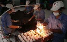 Hấp dẫn sản phẩm trứng chế biến