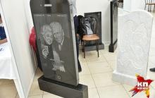 Nga: Bia mộ hình iPhone hút khách, giá ngang iPhone 6s