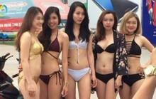 Sẽ phạt vụ mặc bikini bán hàng vì vi phạm thuần phong mỹ tục
