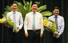 Thủ tướng phê chuẩn 2 Phó chủ tịch mới của TP HCM
