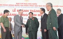 Trung tâm khắc phục bom mìn hơn 400 tỉ đồng đi vào hoạt động