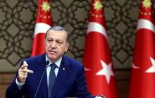 Ông Erdogan thoát chết nhờ máy bay truy sát hết nhiên liệu