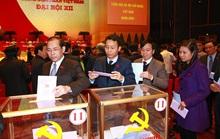 Tỉ lệ trúng cử thấp nhất vào Trung ương XII là 63%