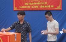 727 người bị tạm giữ, tạm giam đi bầu cử trong trại giam