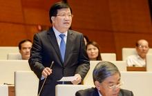 Bộ trưởng Trịnh Đình Dũng xin rút không ứng cử đại biểu QH