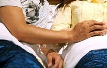Mặc vợ van xin, chồng vẫn trút dao để thỏa cơn ghen
