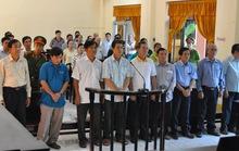 Bất ngờ trong vụ xét xử 10 cán bộ Hải quan ở Kiên Giang