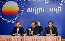 Phe đối lập Campuchia xuống nước