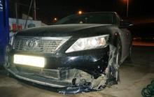 Tài xế Camry gây tai nạn bỏ chạy hàng chục km bị dân đánh