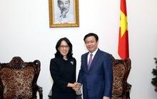 Central Group cam kết bán hàng chất lượng cao tại Việt Nam