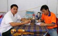Tình nguyện đến Thổ Chu