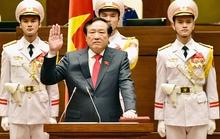 Tân Chánh án Nguyễn Hoà Bình nguyện phụng công thủ pháp