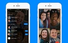 Chat video nhóm trên Facebook Messenger