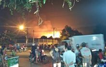 Cháy lớn tại KCN Trảng Bàng, 50 tỉ đồng ra tro