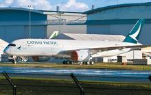 Cathay Pacific khai thác máy bay Airbus A350-900 mới