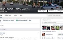 """CSGT Đà Nẵng """"chơi"""" Facebook"""