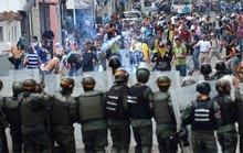 Venezuela căng thẳng