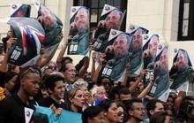 Tưởng nhớ ông Fidel Castro