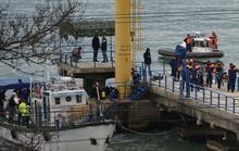 Thảm kịch rơi máy bay quân sự Nga