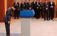 Sức ép bủa vây Tổng thống Hàn Quốc