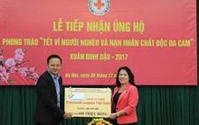 FrieslandCampina Việt Nam đồng hành cùng Trung ương Hội Chữ thập đỏ suốt 5 năm qua