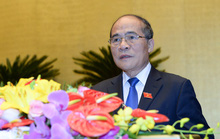 Miễn nhiệm Chủ tịch QH với ông Nguyễn Sinh Hùng