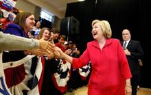 Bà Clinton thắng không chính thức ở bang Kentucky