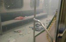 Một người Việt bị thương trong vụ nổ tàu ở Đài Loan