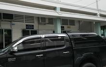 Bắt quả tang 2 quan thanh tra giao thông nhận tiền bảo kê