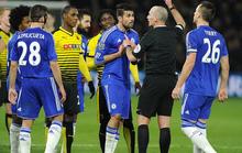 Costa tái phát tật cũ, Hiddink lại thêm âu lo
