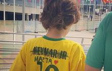 Fan nhí bỏ Neymar, thần tượng Marta